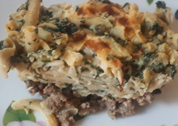 Recipe of Speedy Pasta and Spinach