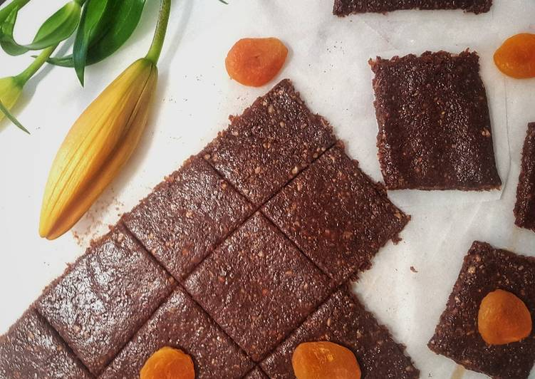Steps to Prepare Favorite Apricot slice