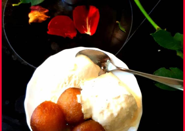 Recipe of Speedy Brown bread Gulab Jamun