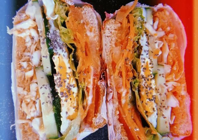 Wanpaku Sandwich 🥪🇰🇷