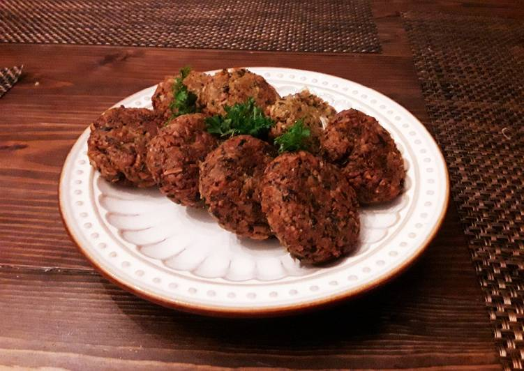 Recipe of Any-night-of-the-week Falafel