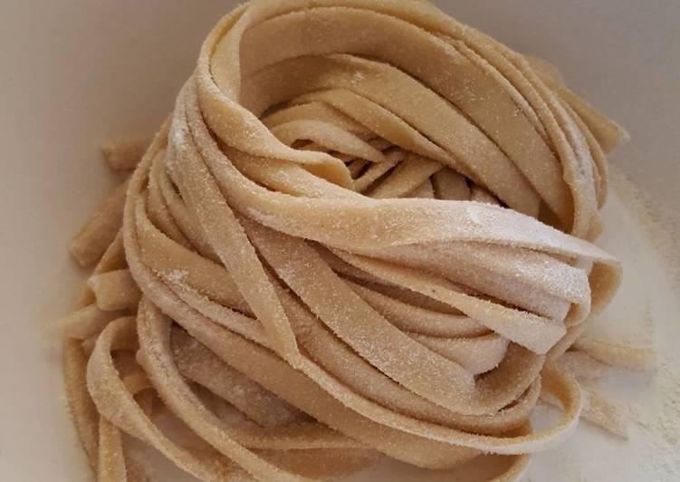 Steps to Make Award-winning Homemade noodle