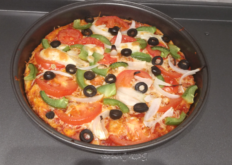 Veg Pizza 🍕