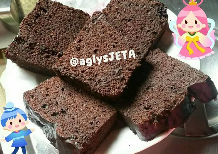 Resep Brownies Kukus 3 Sendok Makan No Mixer Oleh Elys Setiono Cookpad