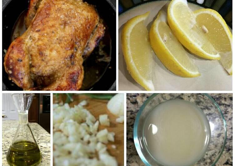 Brined Cornish Hen