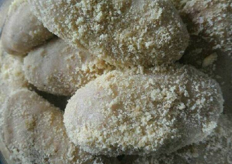 Resep Kue Kacang Kue Bimoli Super Mudah