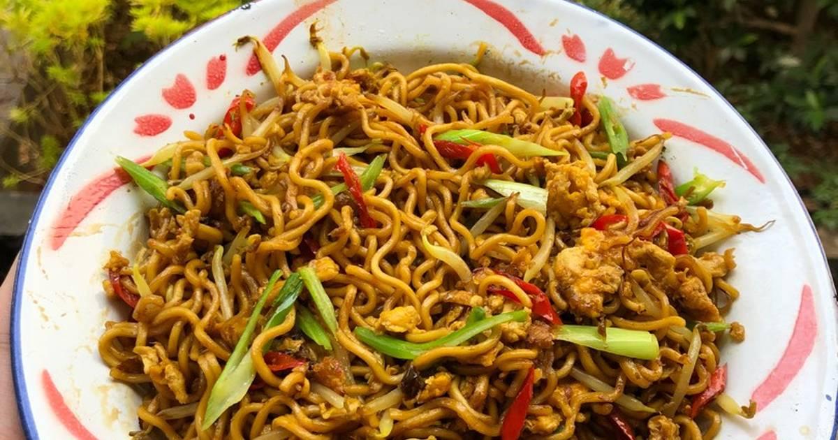 Resep Mie Goreng Sederhana Oleh Nilaashaona Cookpad