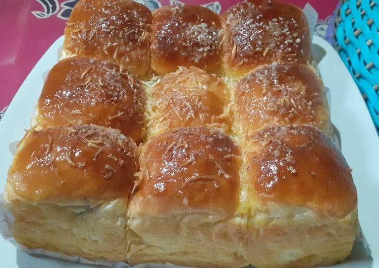 Roti sobek 1 telur super lembut dan enak banget