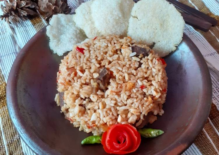 Nasi Goreng Tomat Kambing