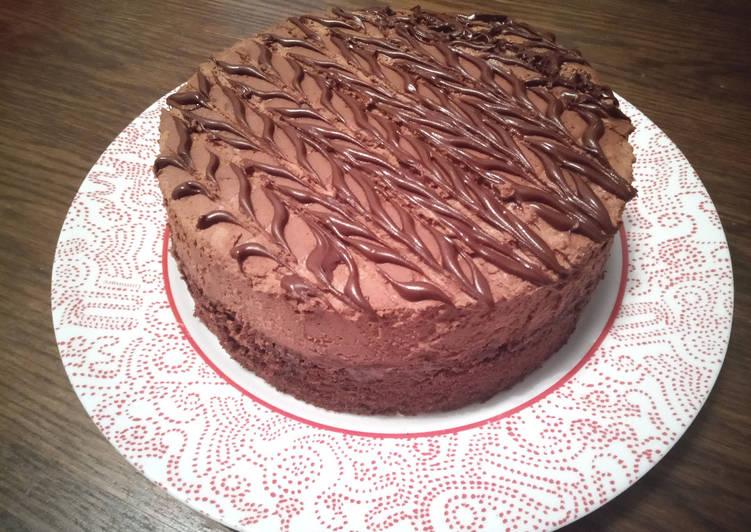 Gâteau brésilien Despacito