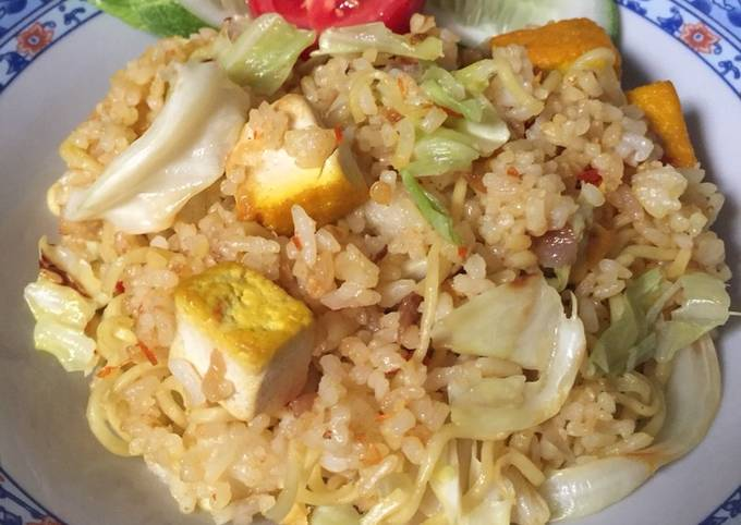 Nasi Goreng Kampung Podomoro