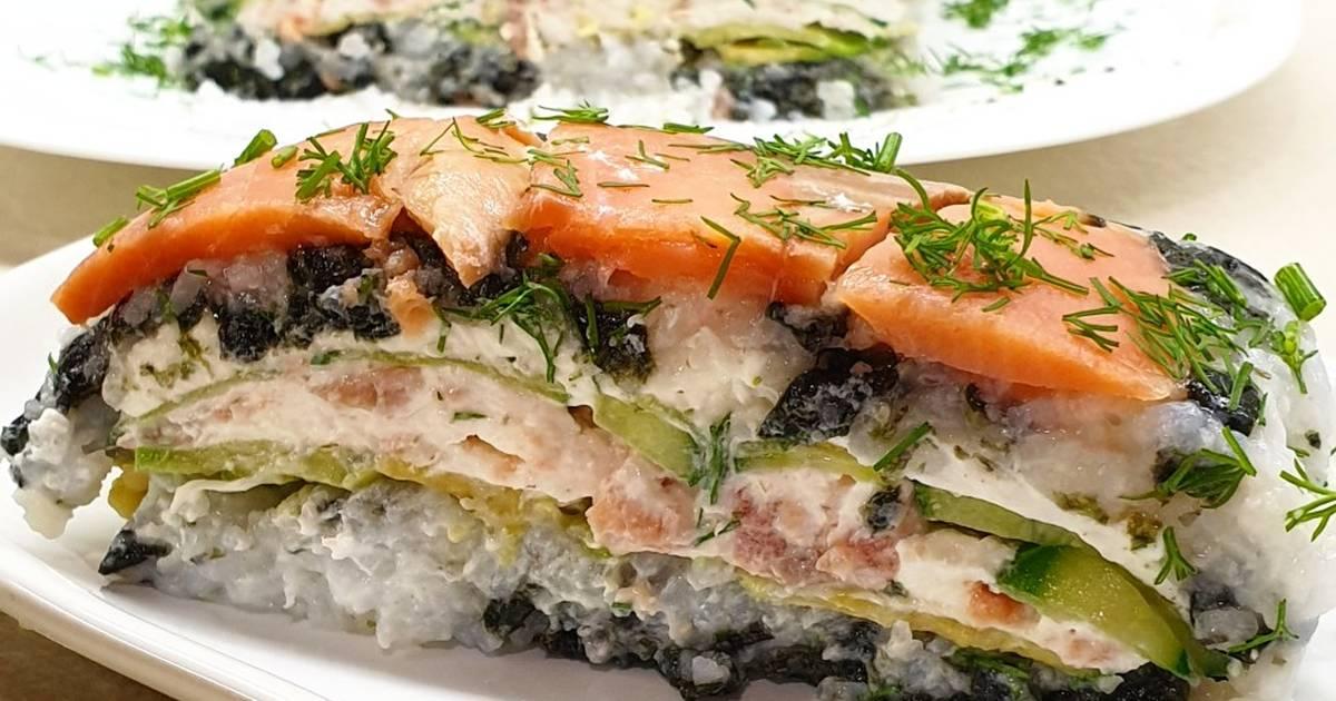 датчиков салат суши пошаговый рецепт с фото перечень радиодеталей разделе