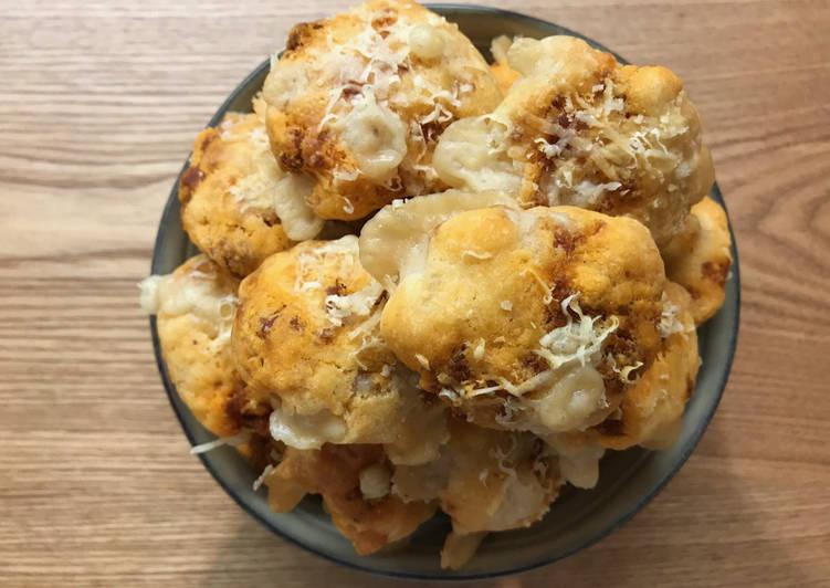 Recette Parfait Cookies au Chorizo et Parmesan