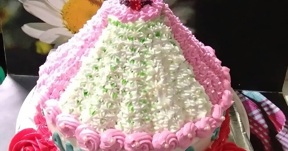 Resep Kue Tart Barbie Oleh Dapur Watie Cookpad