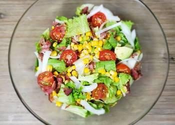 Easiest Way to Recipe Yummy Everyday salad