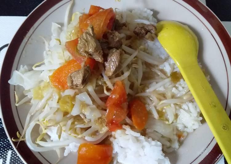 ♡7. Soto Seger Full Sayuran