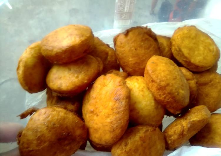 Easiest Way to Prepare Perfect Orange mandazi#weekly jikoni challenge