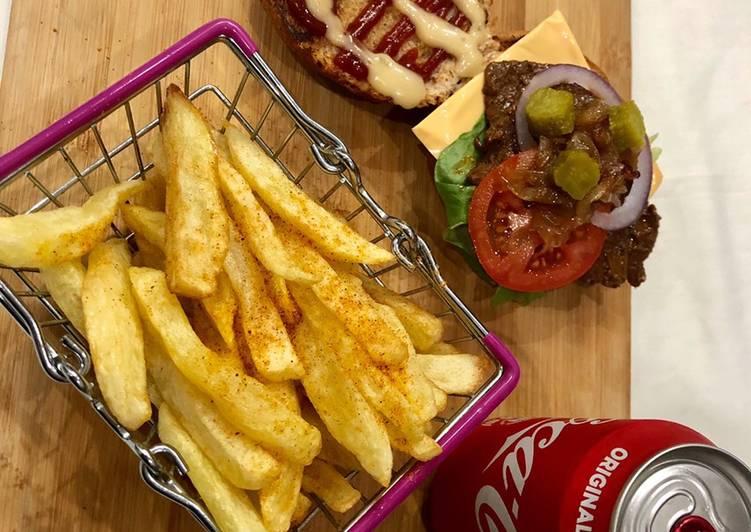Fillet steak for Burgers