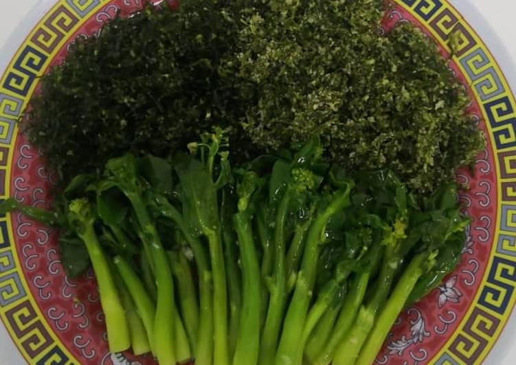 How to Prepare Perfect 2 Taste Kai-Lan 二味芥兰