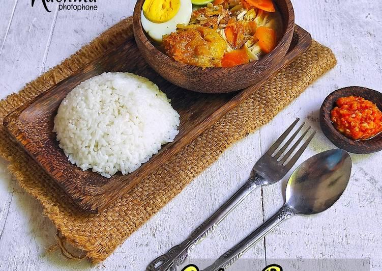 Resep: Soto Banjar