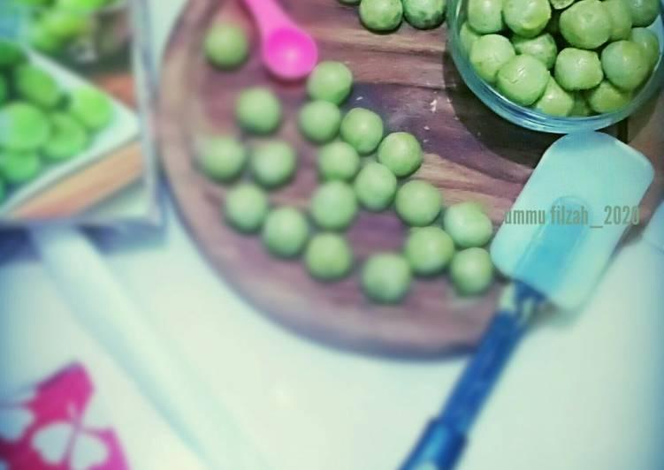 Nastar Green Tea