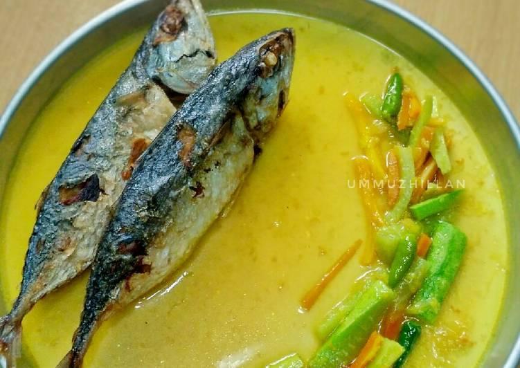 Goreng Ikan Salam Acar Kuning