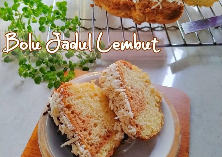 Bolu Jadul Lembut - cookandrecipe.com