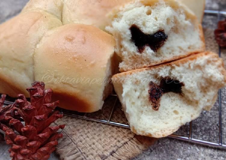 Roti sobek metode autolyse