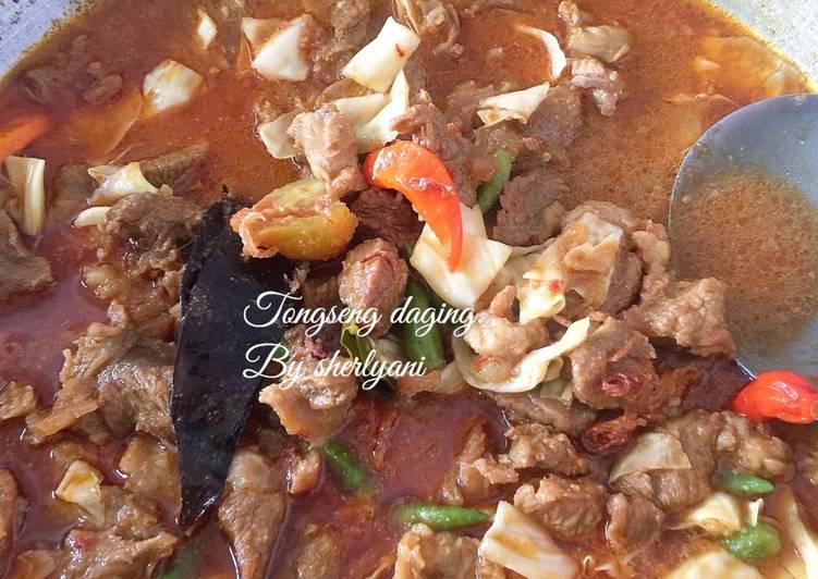 Tongseng daging sapi - cookandrecipe.com
