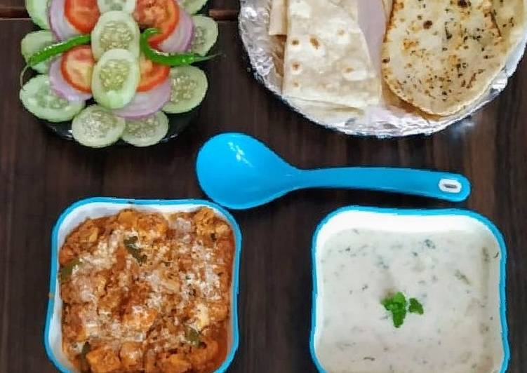 How to Prepare Homemade Kathi Kabab without onion garlic