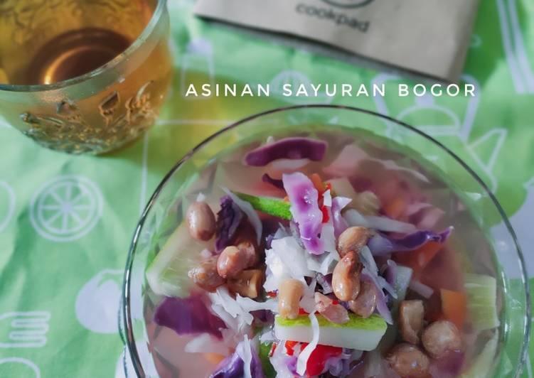 Asinan Sayuran Bogor