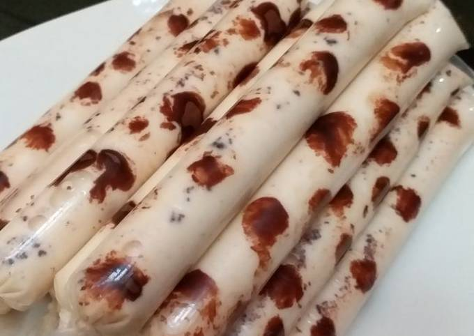 Resep Es Mambo Susu Choki Choki Oleh Cut Mitha Cookpad