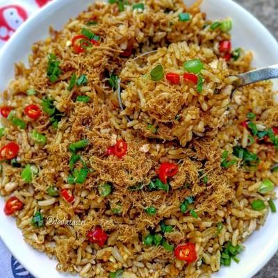 Nasi Goreng Abon