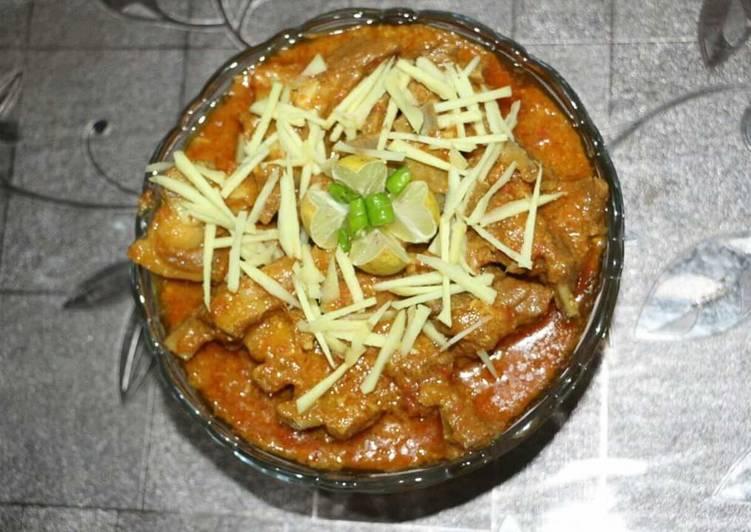 Steps to Make Ultimate Mutton karahi