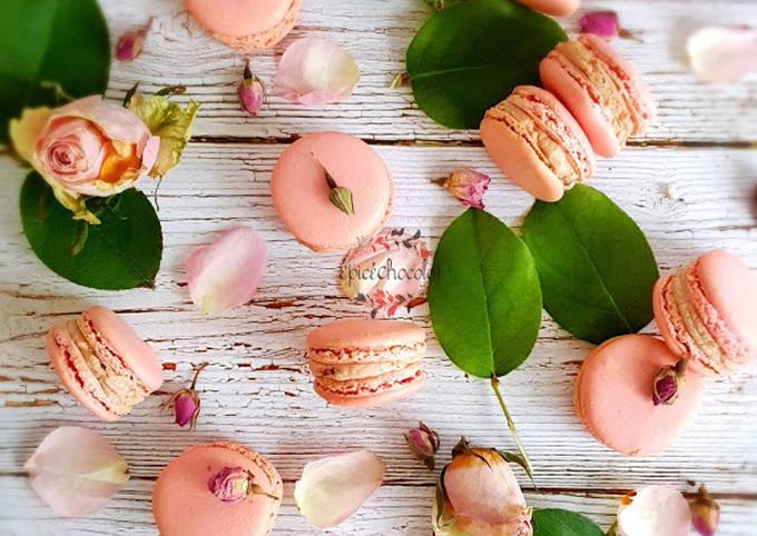 Macarons POMPOSA de Pierre Hermé