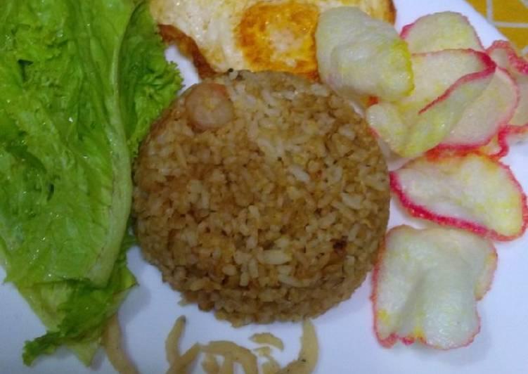 Nasi Goreng Kora