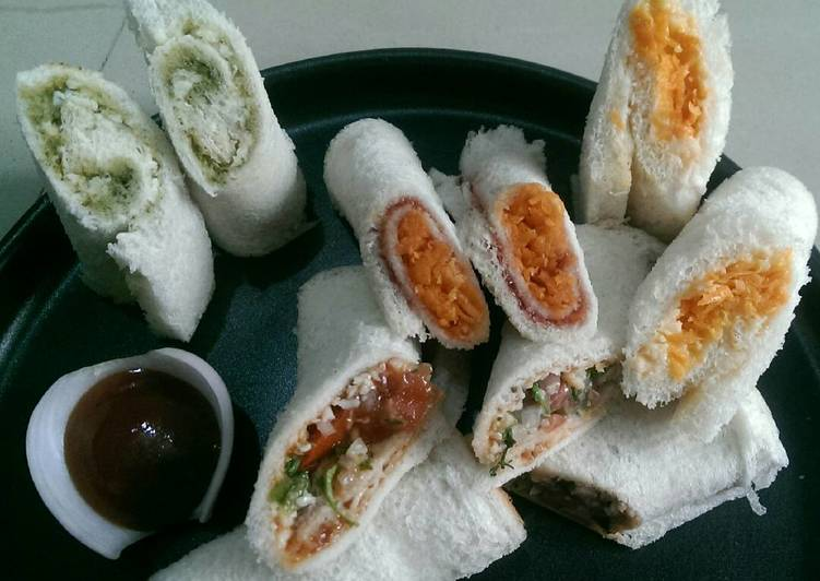 Sandwich Rollups
