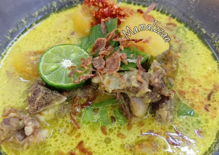 Resep Empal Gentong Khas Cirebon enak