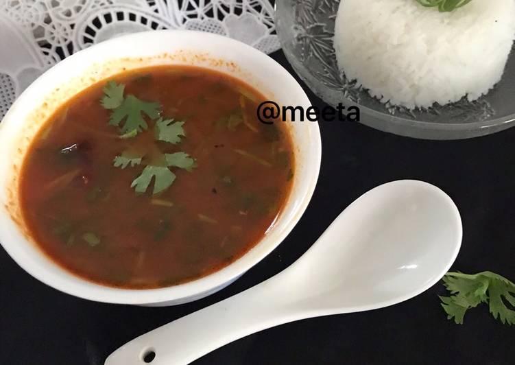 30 Minute Dinner Ideas Quick Tomato Rasam