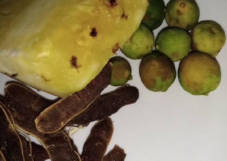 Recipe of Super Quick Homemade Tamarind juice