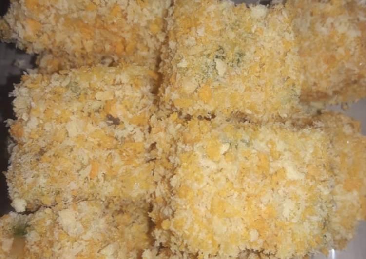 Nugget ayam sayur wortel