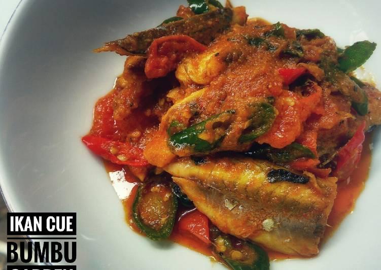 Ikan Cue Bumbu Sarden #rabubaru