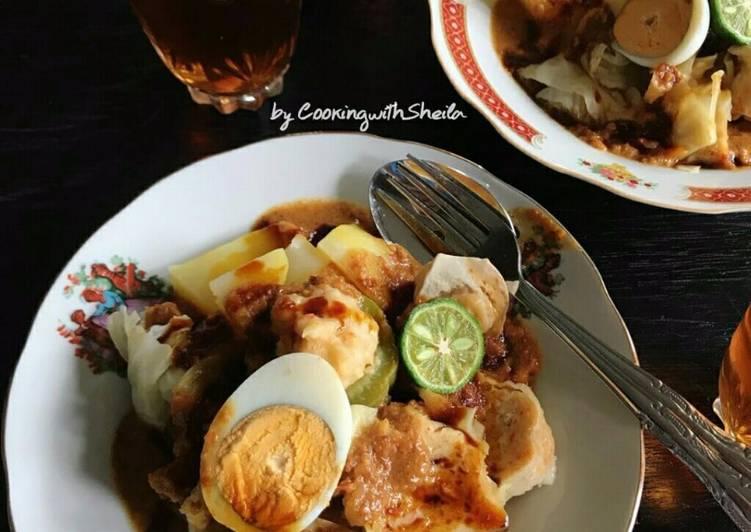 Resep Siomay Bandung (#pr_homemadestreetfood) Lezat