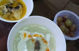 Soup khoai tây kem tươi