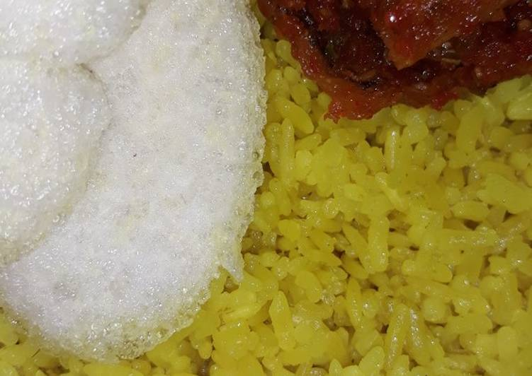 Nasi kuning megicom - cookandrecipe.com