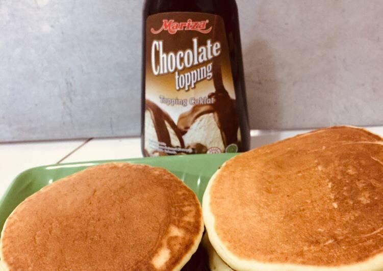 Resep Dorayaki ala Pancake Pondan Bikin Jadi Laper