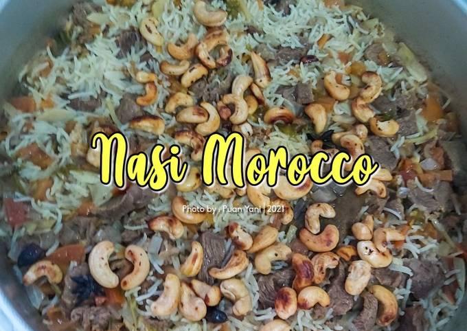 Nasi Morocco 🇲🇦