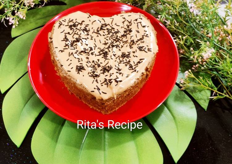 The Best Soft and Chewy Dinner Easy Speedy Dalgona Coffee Cake