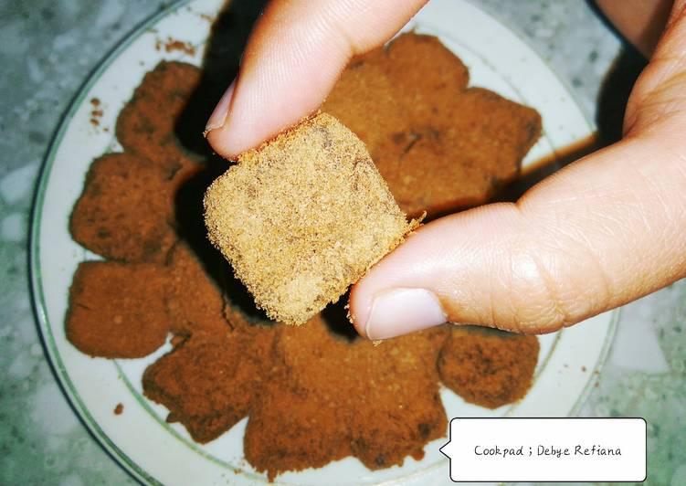 Cara Gampang Membuat Chocolate melt cube (milo cube) simple resep.. yummy 4 bahan😚 yang Menggugah Selera