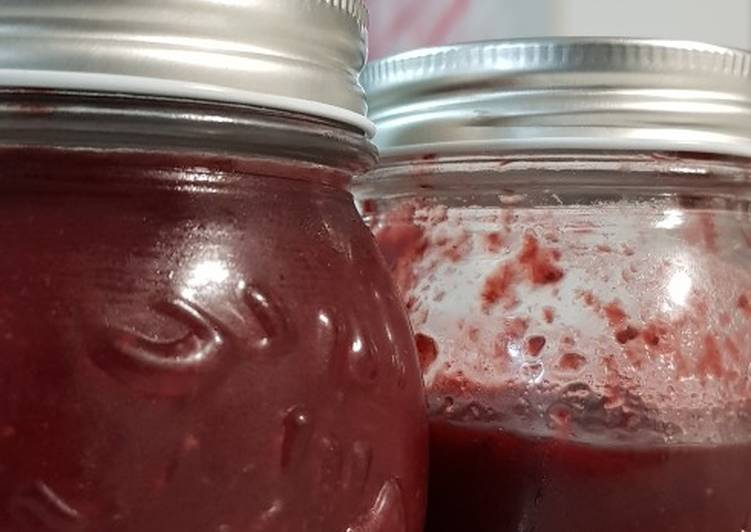 Steps to Prepare Perfect No Pectin Strawberry Jam
